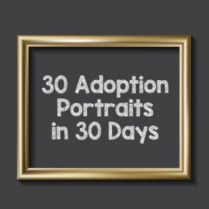 30-Adoption-Portraits-in-30-Days