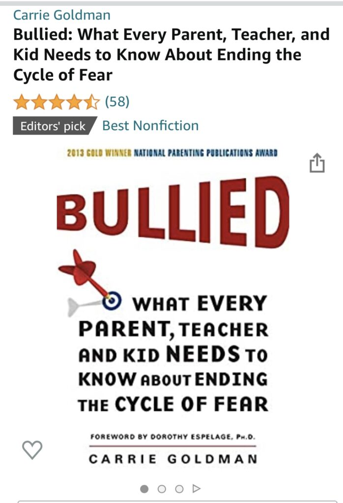 bullied-carrie-goldman-amazon-editors-pick-best-nonfiction